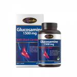 อาหารเสริมบำรุงข้อเข่า Glucosamine 1,500 (กลูโคซามิน) 60 เม็ด 1 กระปุก