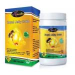 อาหารเสริมนมผึ้ง Auswelllife Royal Jelly 2180 mg 365 เม็ด 1 กระปุก