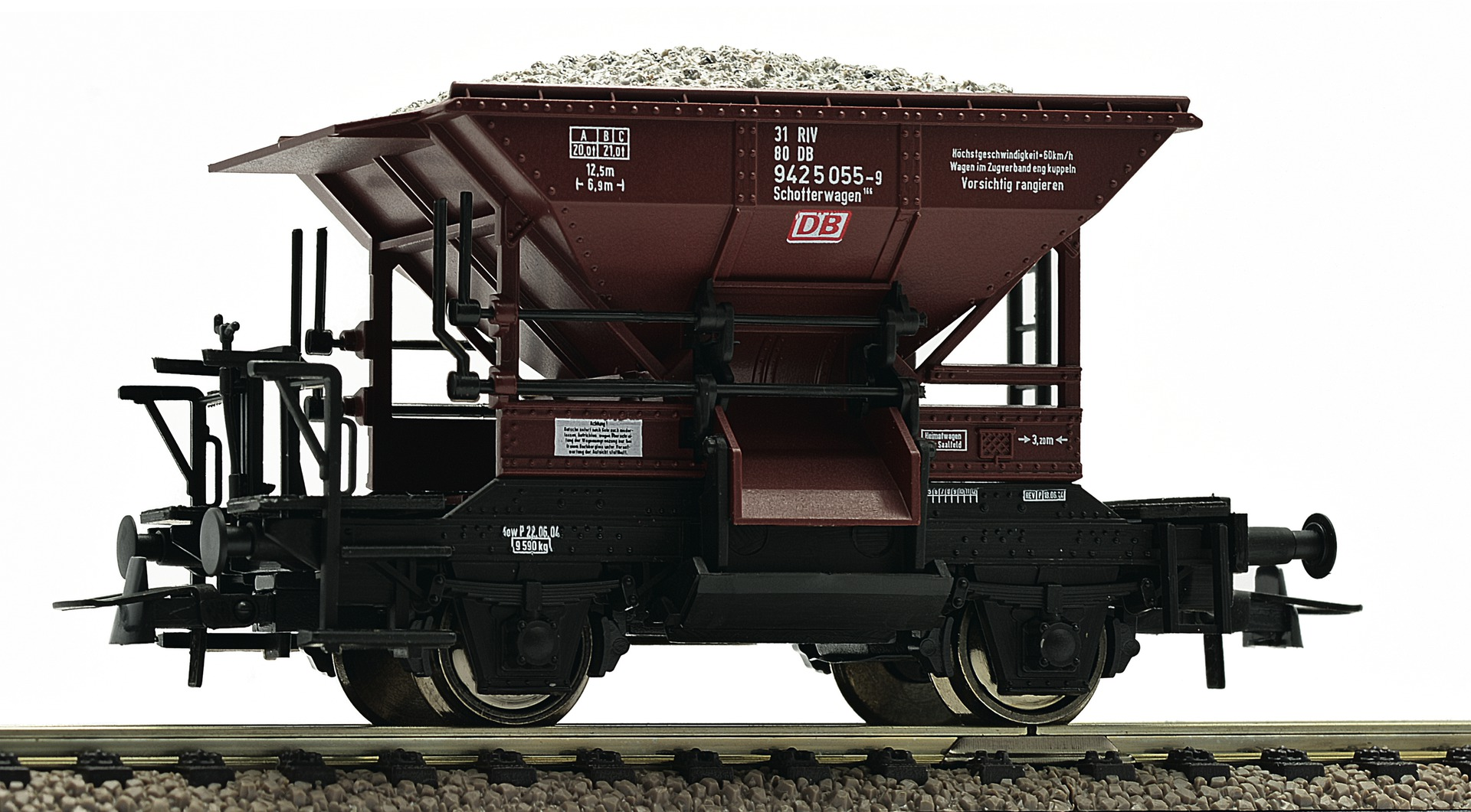 Roco56246 DB ballast car