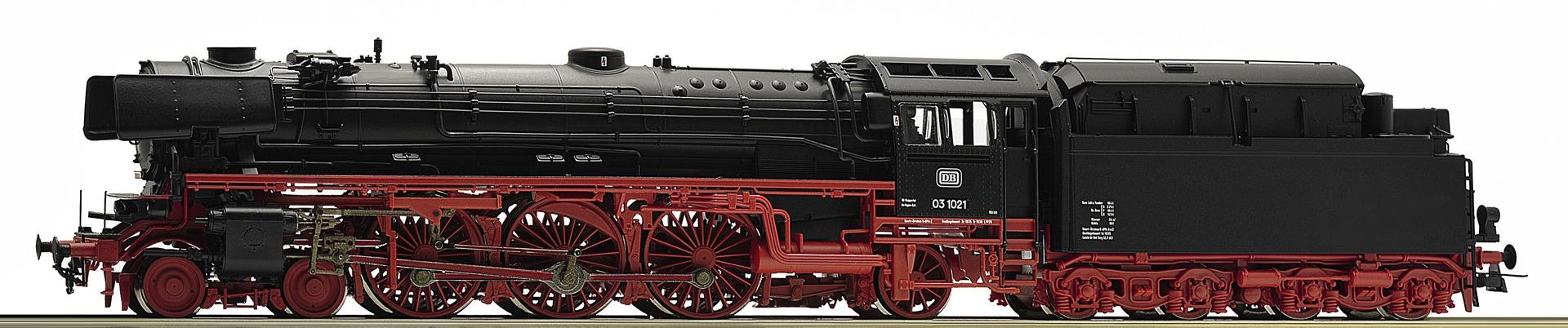 Roco72205 BR03 DR museum edition