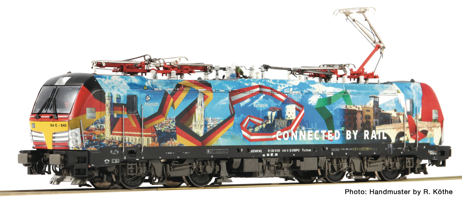 Roco73978 BR193 connect by rail, dcc sound