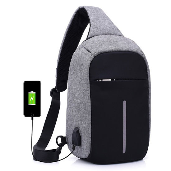 Anti-theft Laptop Notebook Backpack Size เล็ก