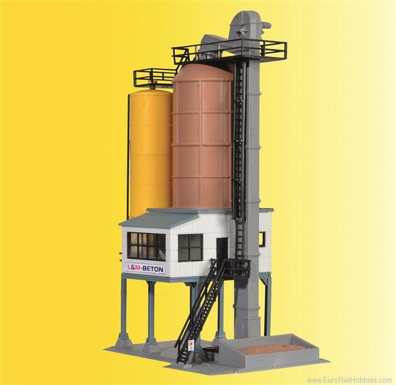 Kibri39804 cement factory