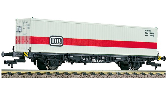 Container car DB