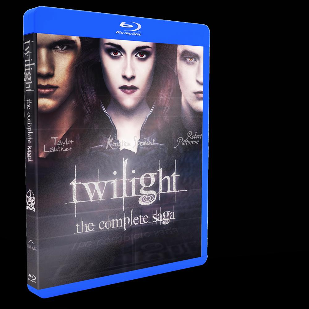 *U1202 - The Twilight Saga 1-5 (2012) [5 DISCS]