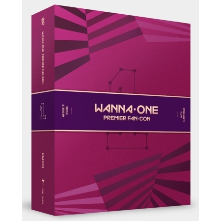 WANNA ONE - WANNA ONE PREMIER FAN-CON แบบ DVD