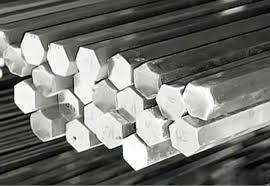 เพลาหกเหลี่ยม Hexagonal Bar