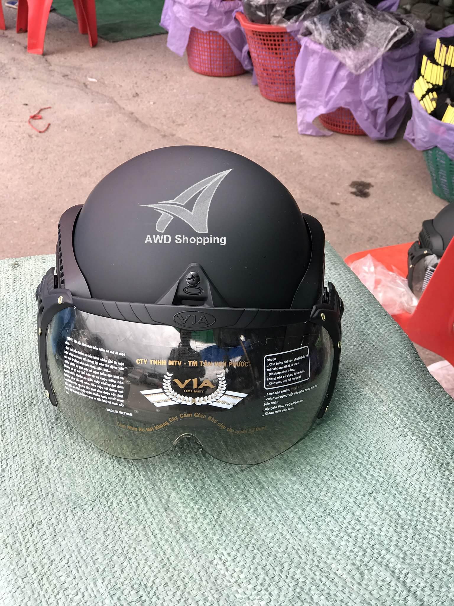 หมวกกันน็อค Safety Fashion (VIA)
