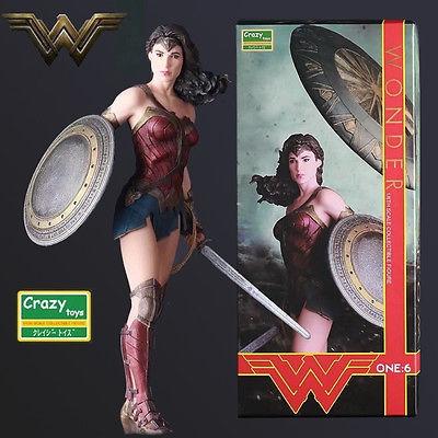 Crazy Toys Wonder Woman