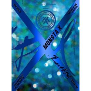 MONSTA X 1ST ALBUM - BEAUTIFUL หน้าปก BESIDE ver