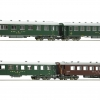 Roco74126 SBB passenger 4 car set