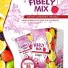 Donutt Fibely Mix โดนัท ไฟบิลี่ มิกซ์ ดีท็อกซ์ รสมิกซ์เบอร์รี่