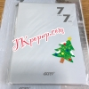 GOT7 - Album [7 for 7] (PRESENT EDITION) หน้าปก COZY HOUR VER พร้อมส่ง