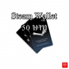 Steam Wallet 50 บาท