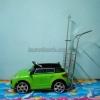 รถเสาน้ำเกลือเด็ก มินิคาร์-เขียวอ่อน-บี