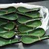 ช้อนสังกะสีสีเขียว