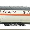 Gas tank car VTG