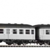 Piko58113 BR141 with 3 passenger car