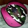 หมวกกันน็อคเด็ก รุ่นนาซี สีชมพู-ลายทหาร: Pink Soldier Nazi Models