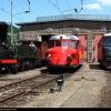 Ae6/6 Gottard train รถไฟสุดคลาสสิคของสวิส