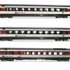 Roco64143 SBB coach 3 car set