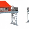Kibri39310 overhead signal tower