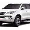 All New Toyota Fortuner 2017