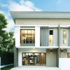 ขาย บ้านใหม่ ทาวน์เฮ้าส์ 2 ชั้น พฤกษาวิลล์ 63/2 พระราม 5 ซอยวัดสังฆทาน