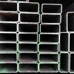 ท่อแบน แป๊ปแบน เหล็กกล่องไม้ขีด ท่อกล่องไม้ขีด กล่องแบน เหล็กหลอดเหลี่ยม Carbon Steel Rectangular Tube