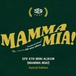 SF9 - Mini Album Vol.4 [MAMMA MIA!] (Special Edition) + โปสเตอร์ พร้อมกระบอกโปสเตอร์