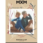 MXM (BRANDNEWBOYS) - Mini Album Vol.2 [MATCH UP] หน้าปกX Ver.