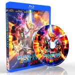 50U1718 - Guardians of the Galaxy Vol. 2 (2017) [50GB 3D+2D] [แผ่นสกรีน]