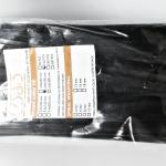 LOBO CABLE TIES ยาว 12 นิ้ว 4.8 X 300 MM สีดำ