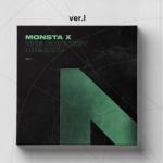 MONSTA X - [THE CONNECT : DEJAVU] หน้าปก Ⅰ Ver.