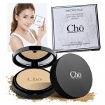 Cho Micro Silk Anti-aging Powder SPF15 PA++ แป้งโช ไมโครซิลค์ แป้งเนื้อใยไหมผสมรองพื้น