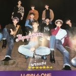 WANNA ONE - To Be One Prequel Repackage Album [1-1=0(NOTHING WITHOUT YOU)] โปสเตอร์ แบบที่ 2 พร้อมส่ง