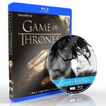 US1408 - Game of Thrones SEASON 4 (2014) (2 DISCS) (THAI/ENG) [แผ่นสกรีน]