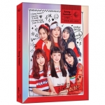 GFRIEND - Mini Album Vol.7 [Sunny Summer] หน้าปก Sunny Ver. (ปกแดง) + โปสเตอร์ พร้อมกระบอกโปสเตอร์