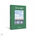 Seventeen - Album Vol.2 [TEEN, AGE] หน้าปก Green Ver