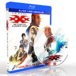 50U1704 - xXx (Return of Xander Cage) (2017) [50GB 3D+2D] [พร้อมกล่อง]