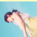 Tae Yeon แทยอน - Album Vol.1 [My Voice] (Deluxe Edition) หน้าปก sky ver สีเหลือง