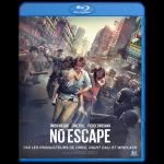 U2015046 - No Escape (2015) [แผ่นสกรีน]