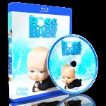 UA1702 - The Boss Baby (2017) [แผ่นสกรีน]