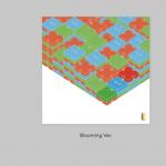 EXO-CBX - Mini Album Vol.2 หน้าปก Blooming Ver + โปสเตอร์ พร้อมกระบอกโปสเตอร์