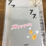 GOT7 - Album [7 for 7] (PRESENT EDITION) หน้าปก STARRY HOUR VER พร้อมส่ง