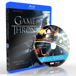 US1207 - Game of Thrones SEASON 2 (2012) (2 DISCS) (THAI/ENG) [แผ่นสกรีน]