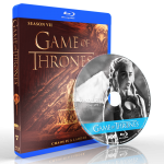US1701 - Game of Thrones SEASON 7 (2017) (2 DISCS) (THAI/ENG) [แผ่นสกรีน]