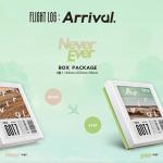 GOT7 - Album [FLIGHT LOG : ARRIVAL] หน้าปก สุ่ม