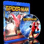 U1725 - Spider-Man (Homecoming) (2017) [แผ่นสกรีน]