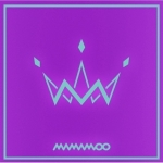 MAMAMOO 5TH MINI ALBUM - PURPLE (A TYPE)